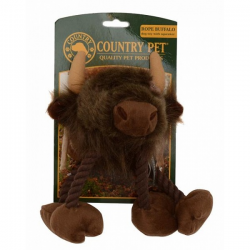 Country Pet Large Rope Buffalo